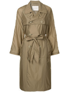 Mackintosh classic trench coat - Brown
