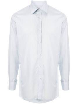 Gieves & Hawkes formal button down shirt - Blue