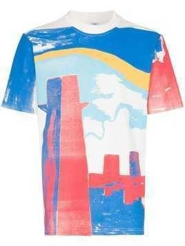 Bethany Williams graphic print T-shirt - Multicolour