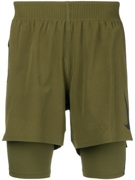 Nike running shorts - Green