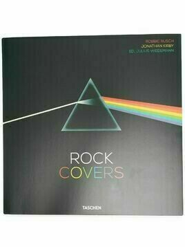 TASCHEN Rock Covers book - Black