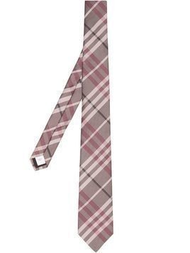 Burberry Vintage check tie - PINK