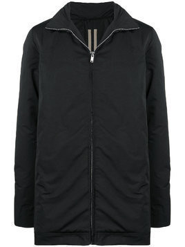 Rick Owens DRKSHDW drawstring hooded jacket - Black