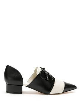 Studio Chofakian Studio 81 leather oxford shoes - Black