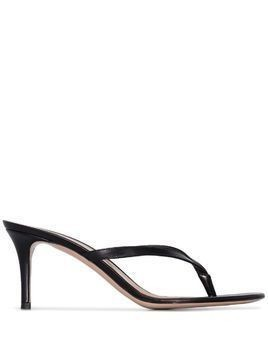 Gianvito Rossi Calypso 70mm sandals - Black
