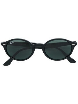 Ray-Ban round acetate sunglasses - Black