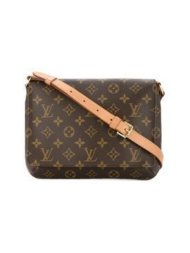 Louis Vuitton Vintage Musette Tango Shoulder Bag - Brown