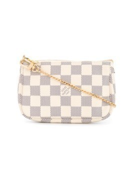 Louis Vuitton Vintage Mini Pochette bag - White