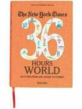 TASCHEN The New York Times 36 Hours: World - Orange