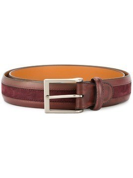 Magnanni classic buckle belt - Brown