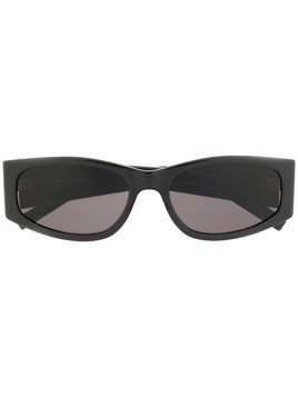 Saint Laurent Eyewear signature sunglasses - Black