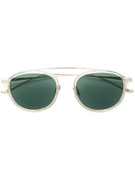 Leisure Society tinted aviator sunglasses - NEUTRALS