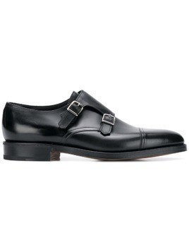 John Lobb William monk shoes - Black