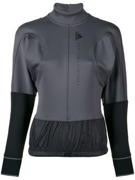 Adidas By Stella Mccartney midlayer training top - Grey