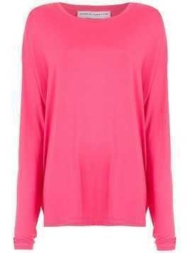Gloria Coelho loose fit blouse - Pink