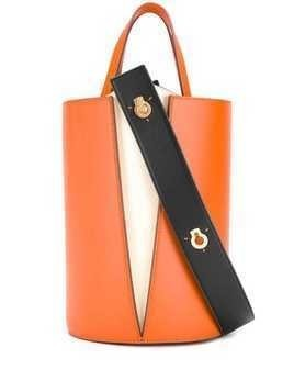 Danse Lente lorna bucket bag - Orange