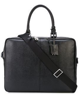 WANT Les Essentiels Trudeau 17'' computer bag - Black