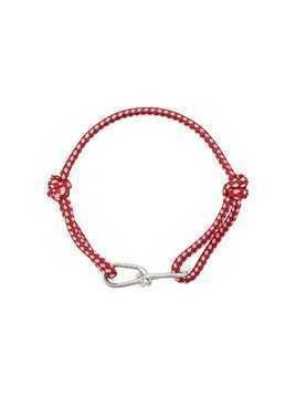 Annelise Michelson wire cord bracelet - Red