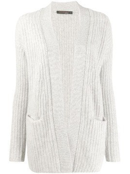 Incentive! Cashmere oversized cardigan - Grey