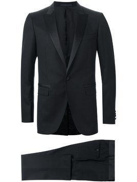 Lanvin classic formal suit - Black
