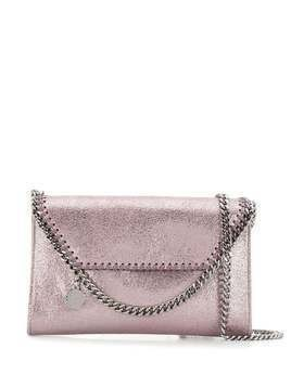 Stella McCartney mini Falabella shoulder bag - Pink