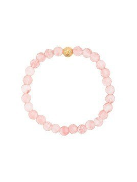 Nialaya Jewelry faceted stone bracelet - Pink