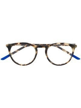 Nike rounded glasses frame - Brown