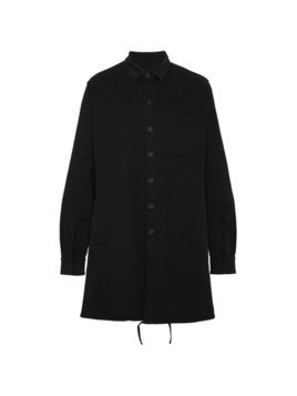 Ann Demeulemeester Long Sleeve Shirt - Black
