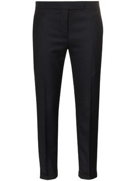 Thom Browne straight stripe trousers - Blue
