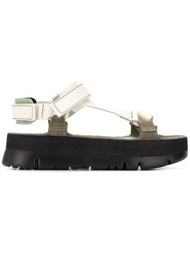 Camper Oruga Up sandals - Neutrals
