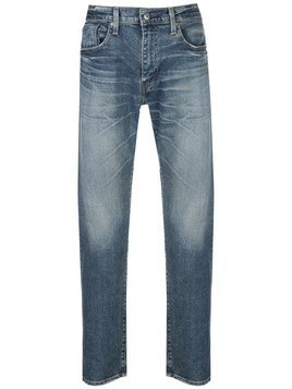 Levi's: Made & Crafted regular tapered jeans - Blue