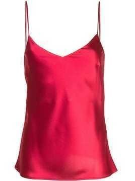 Galvan v-neck tank top - Pink