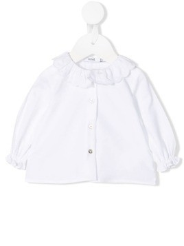 Knot Georgia cardigan - White