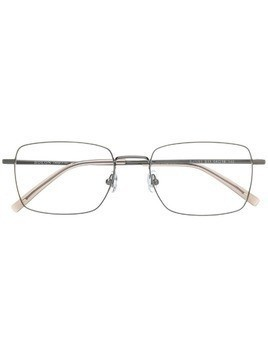 Bolon square-frame glasses - Silver