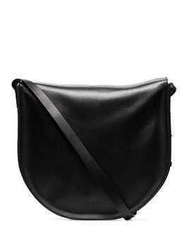 Aesther Ekme saddle hobo shoulder bag - Black