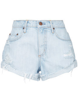 Nobody Denim Boho Short Vanished - Blue