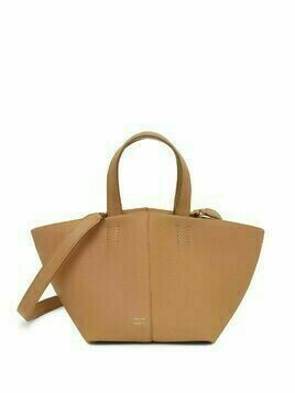 Mansur Gavriel mini Tulipano bag - Brown