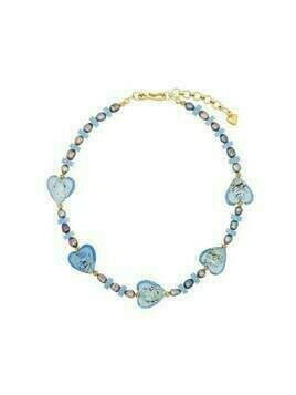 Brinker & Eliza Forever Young necklace - Blue