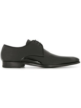 Magnanni varnished lace-up shoes - Black