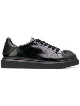 Versace Medusa low-top sneakers - Black