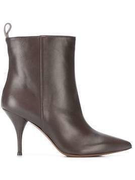 L'Autre Chose pull-on ankle boots - Grey