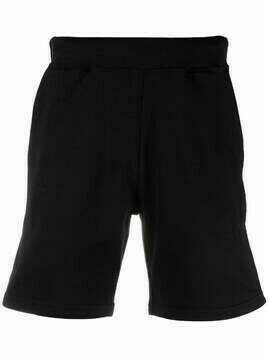Save The Duck elasticated track shorts - Black
