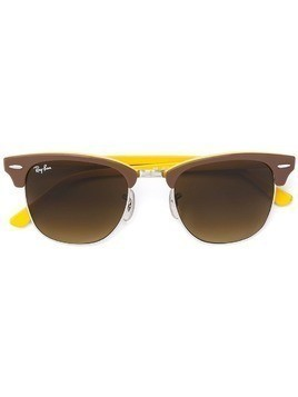 Ray-Ban Clubmaster sunglasses - Yellow
