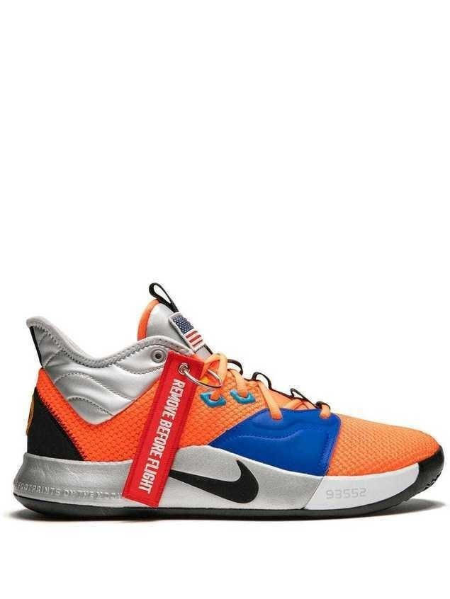 Nike PG 3 sneakers - ORANGE