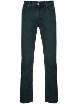 Levi's: Made & Crafted 511 slim fit jeans - Black