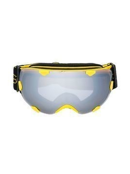 Stella McCartney Kids Stella logo ski goggles - Yellow