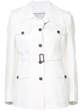 Giuliva Heritage Collection belted jacket - White