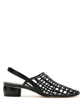 Studio Chofakian Studio 60 35mm sandals - Black