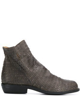 Fiorentini + Baker Chill Minuit boots - Grey