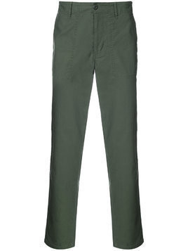 321 regular fit trousers - Green